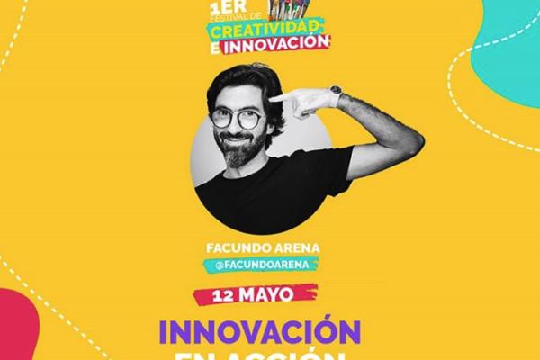 GAIKI en el 1er Festival Internacional de Innovación y Creatividad